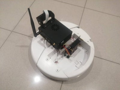 Controlling the Jetbot Robot From ROS