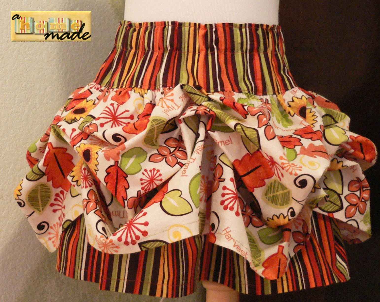 The Puffle Skirt