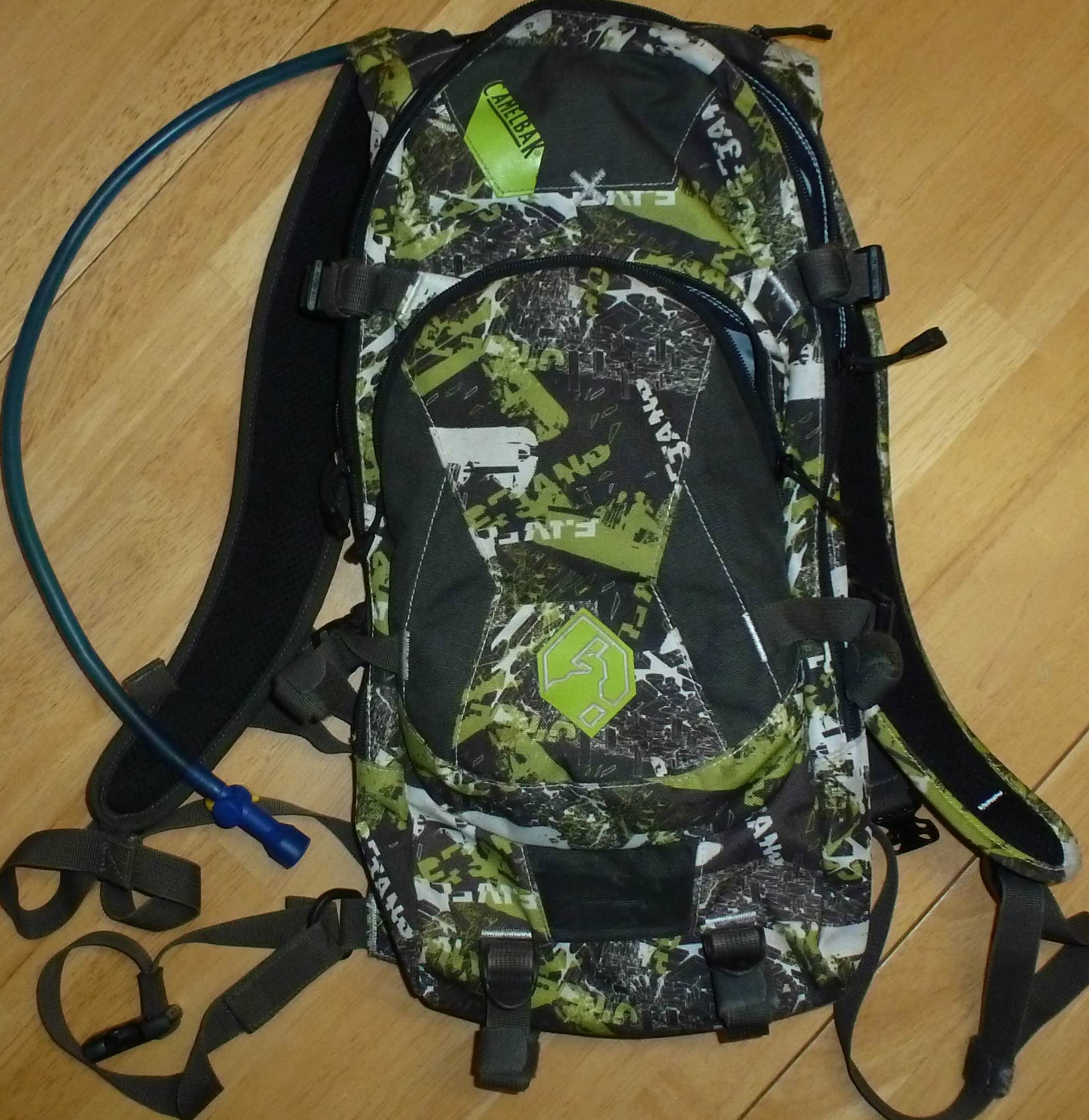 Cleaning your Camelbak Hydration System