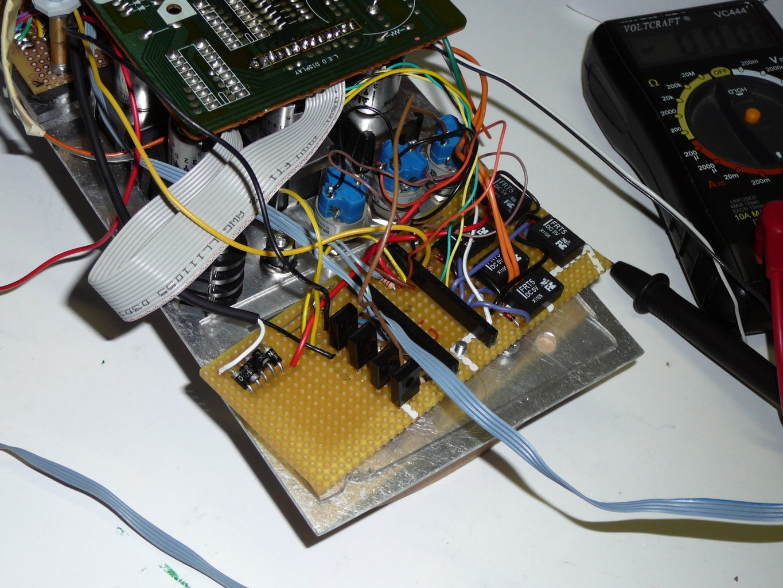 Arduino Board and Circuitry