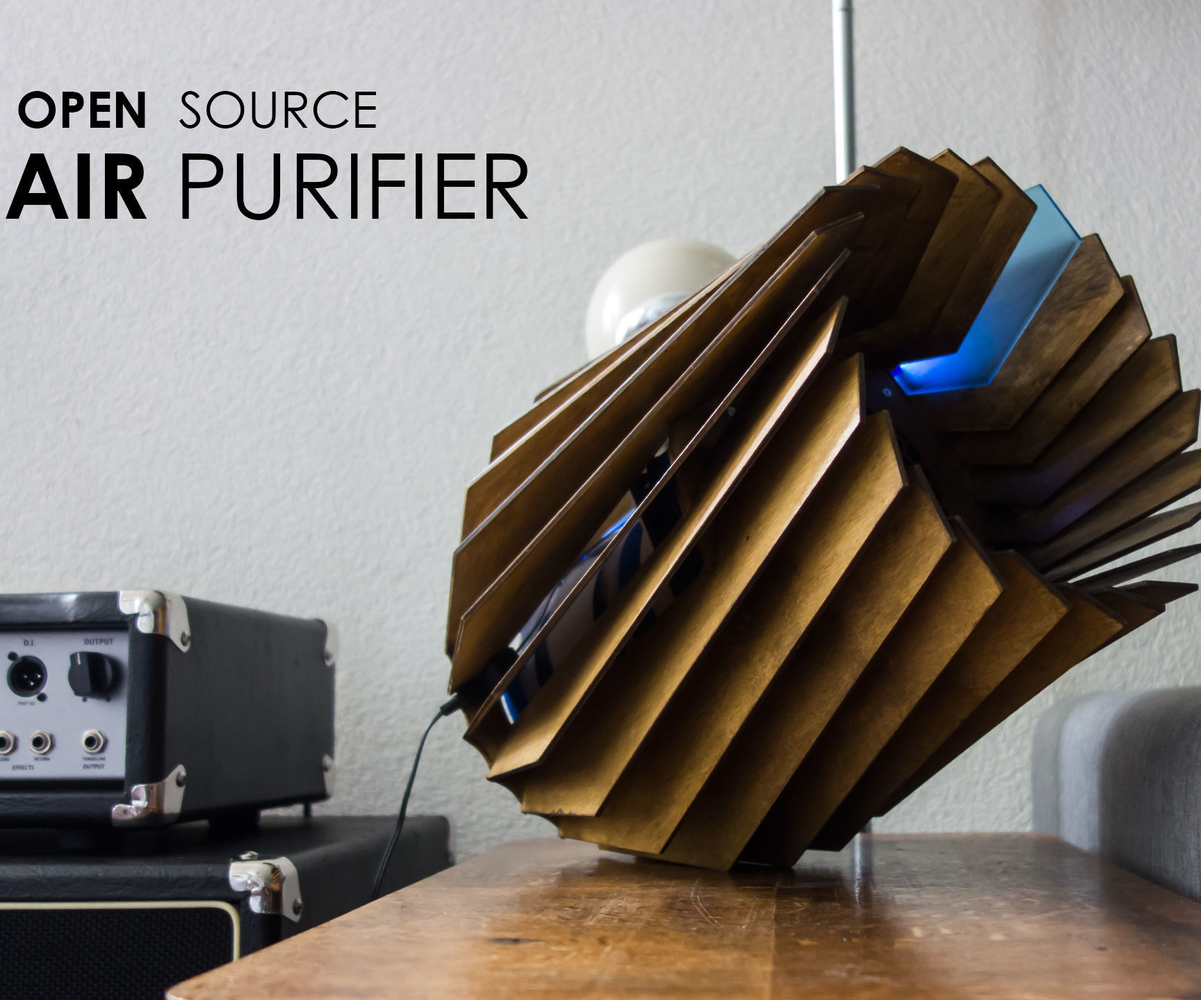 OPEN SOURCE AIR PURIFIER