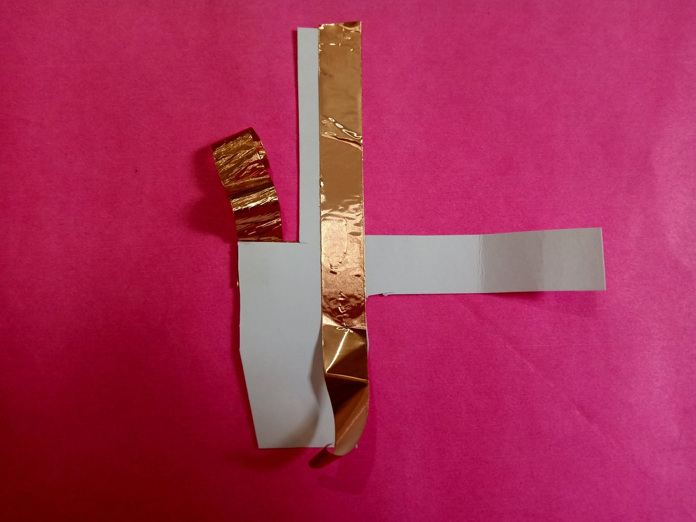Copper Taping