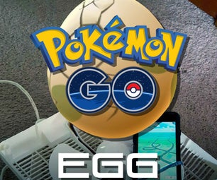 Pokemon GO Egg Incubator