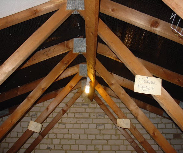 TRULY Insulate Your Loft (or Attic!)  - and Save the Planet