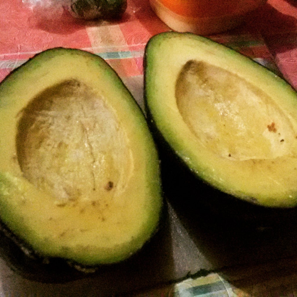 Let There Be Avocadoes.