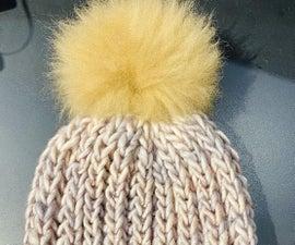 Brioche Knit Beanie