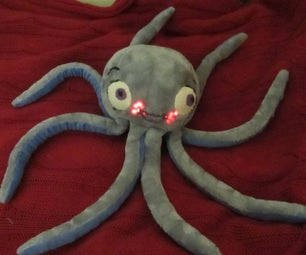 Sensorific Octopus to Match the Robe