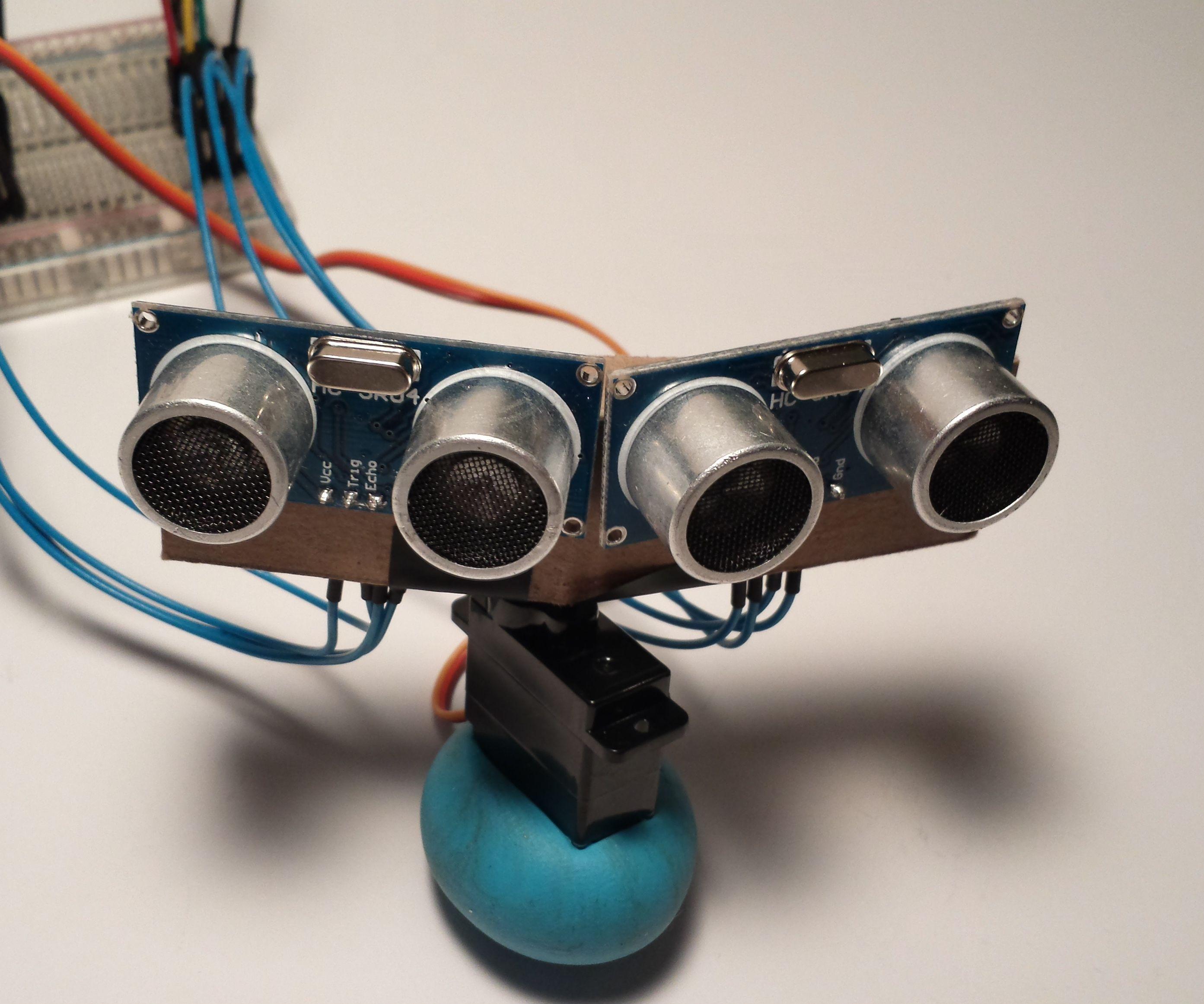 Motion Following Robot