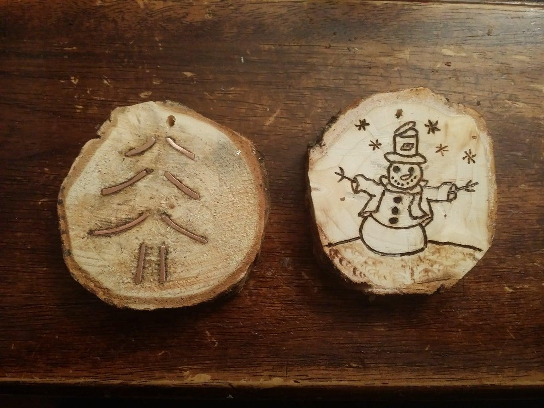 More Ideas. Christmas Ornaments.