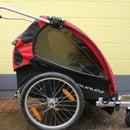 Burley 2 Wheel Stroller Hack