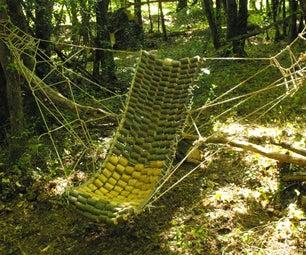 Make a Wooden Hammock From Branches! by Samuel Bernier