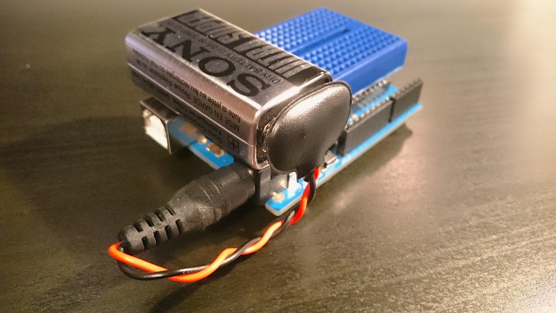 Battery 9V