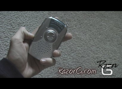 Turn a Calculator Into a Metal Detector