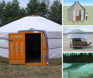 DIY Yurt