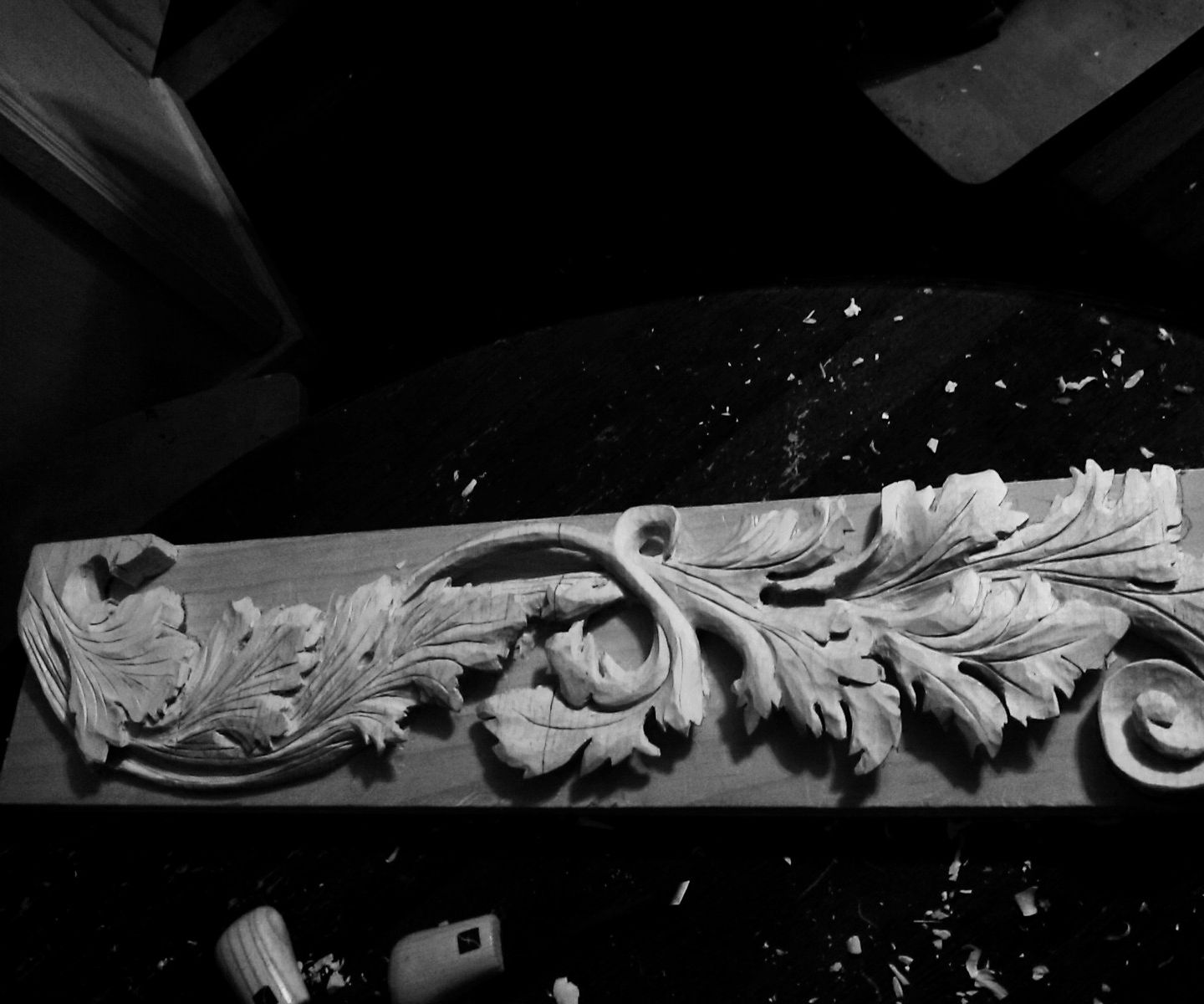 Relief carving made easy