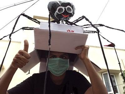 B3 Hat(BBB Hat) : the Big Black Bug Hat!