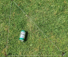 Beer Can Set Square
