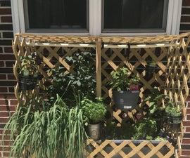 Portable Secret Garden - Trash to Treasure