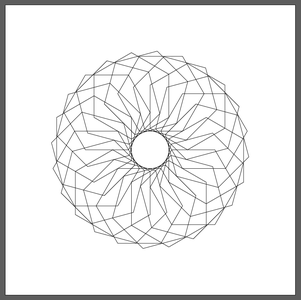 Your Spirograph Is Ready!