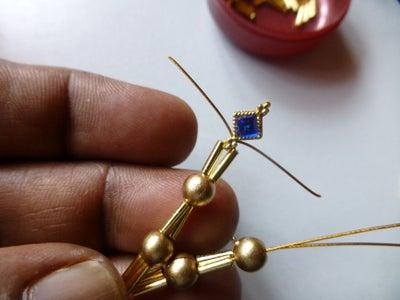 Making the Earrings