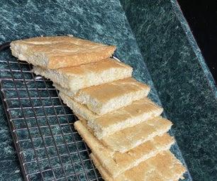 keto面包