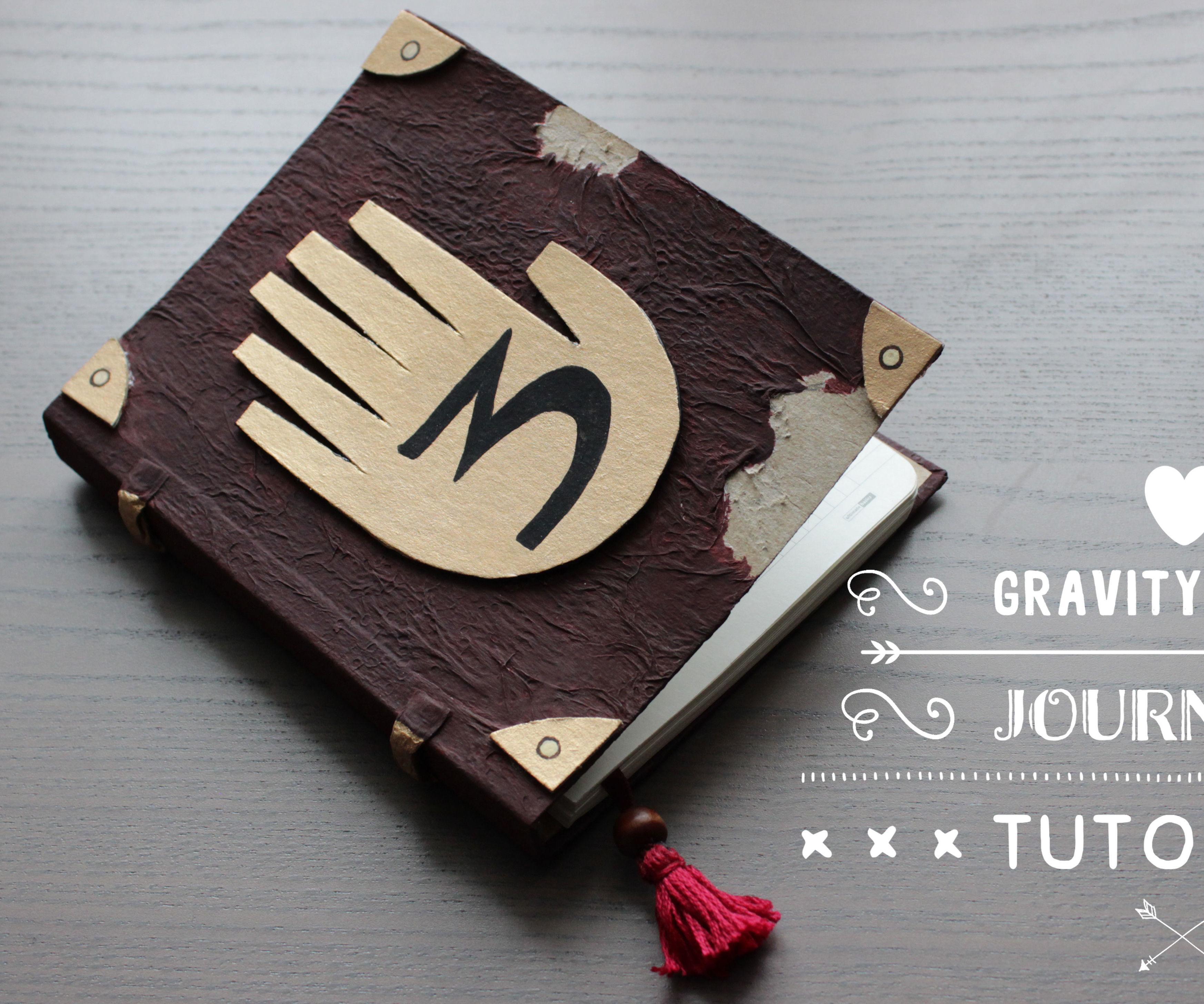 Gravity Falls Journal 3 Tutorial