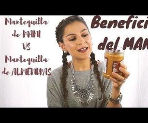 Beneficios Del Mani-PEANUT BUTTER