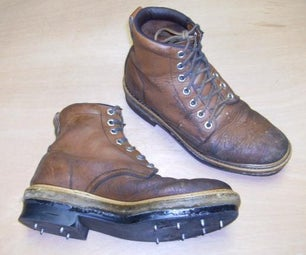 Non-Slip Spikes for Work Boots