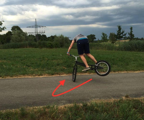 How to Perform a 180° Nose Tailtap to a 180° Tailtap With Your Trial Bike