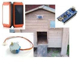 Chicken Door (arduino)