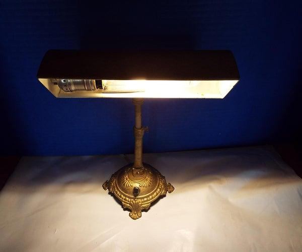 Nightstand Reading Lamp