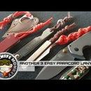 Otros 3 cordones de cuchillo de paracord fáciles