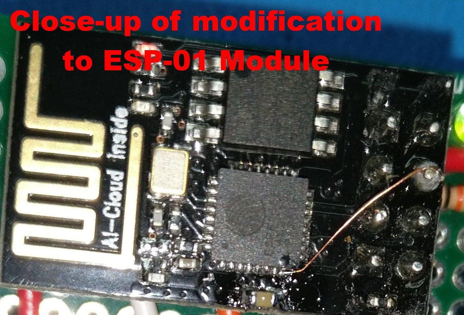 ESP-01 Sensor Station