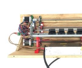OpenBraille, a DIY Braille Embosser