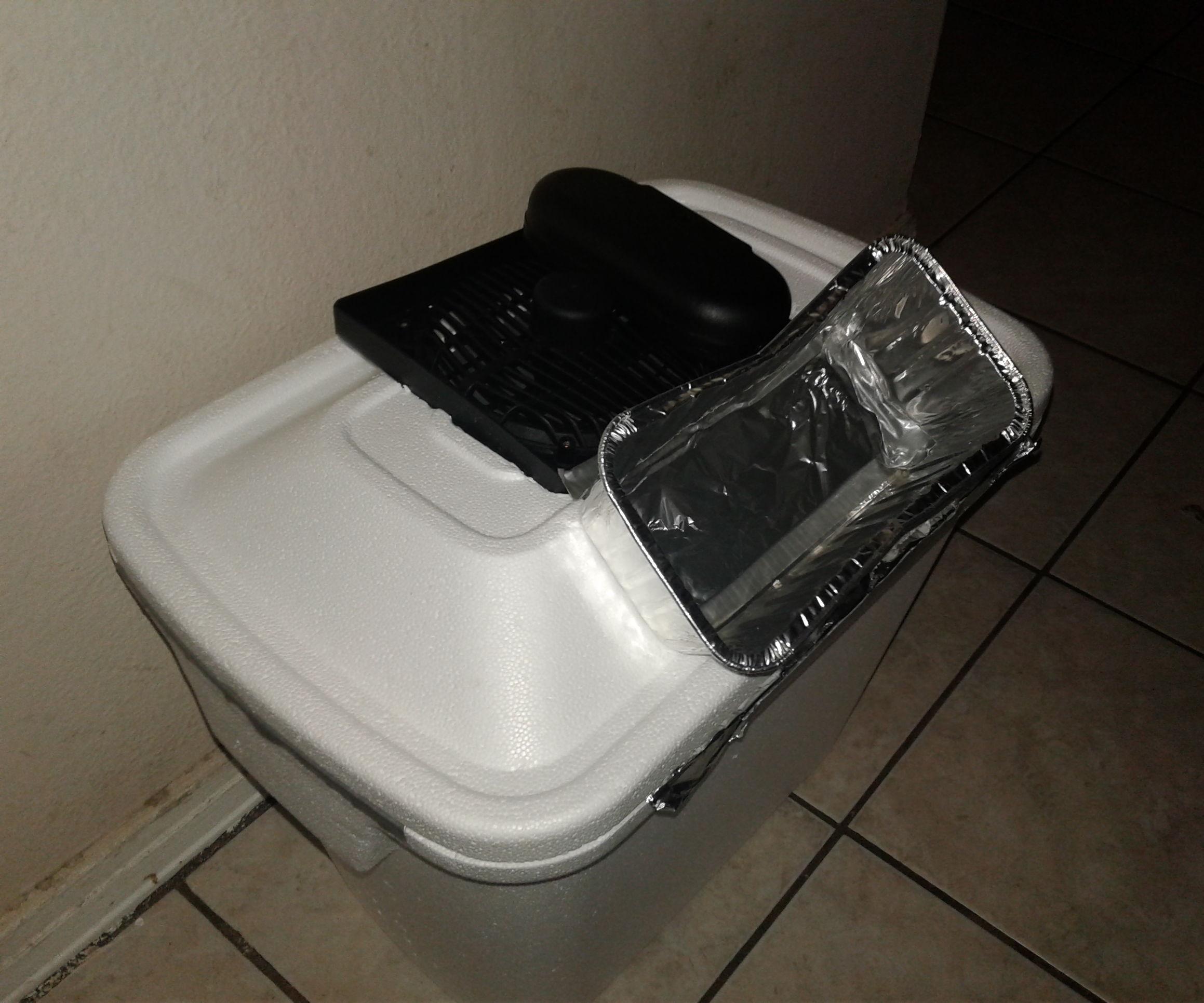Affordable  Homemade AC