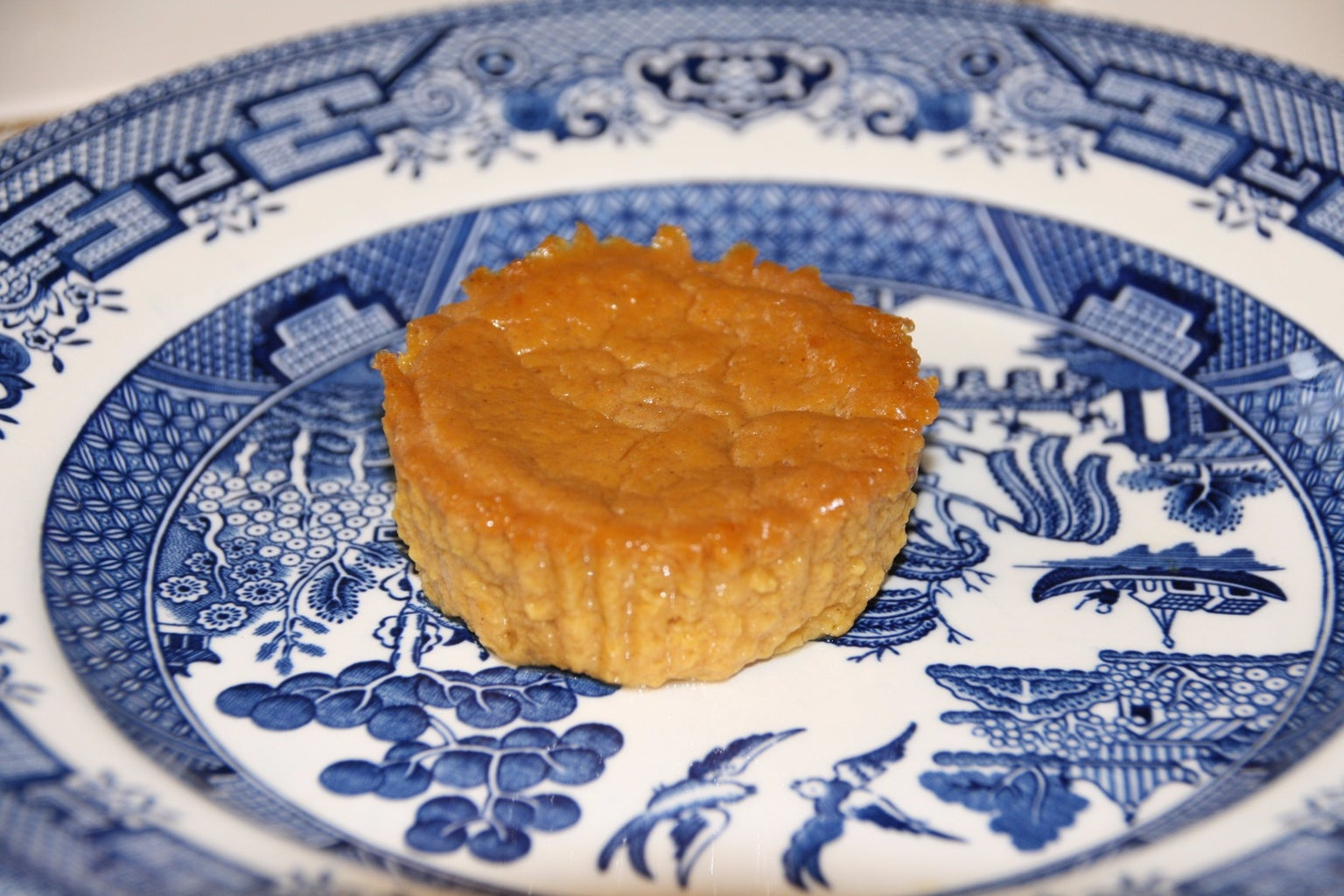 Gluten and Dairy Free - Small Crust-less Pumpkin Pies