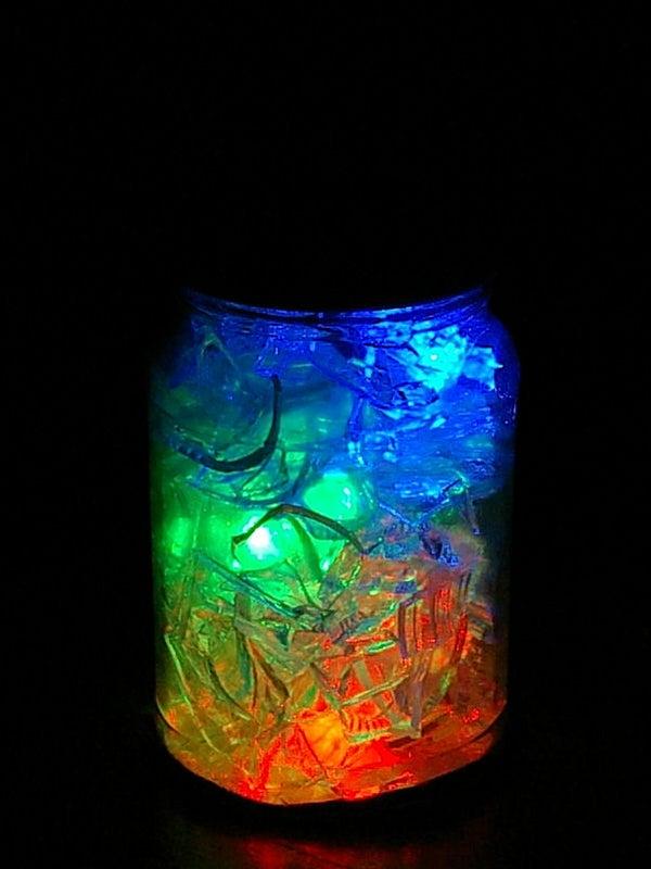 Multi Colour Runway Light