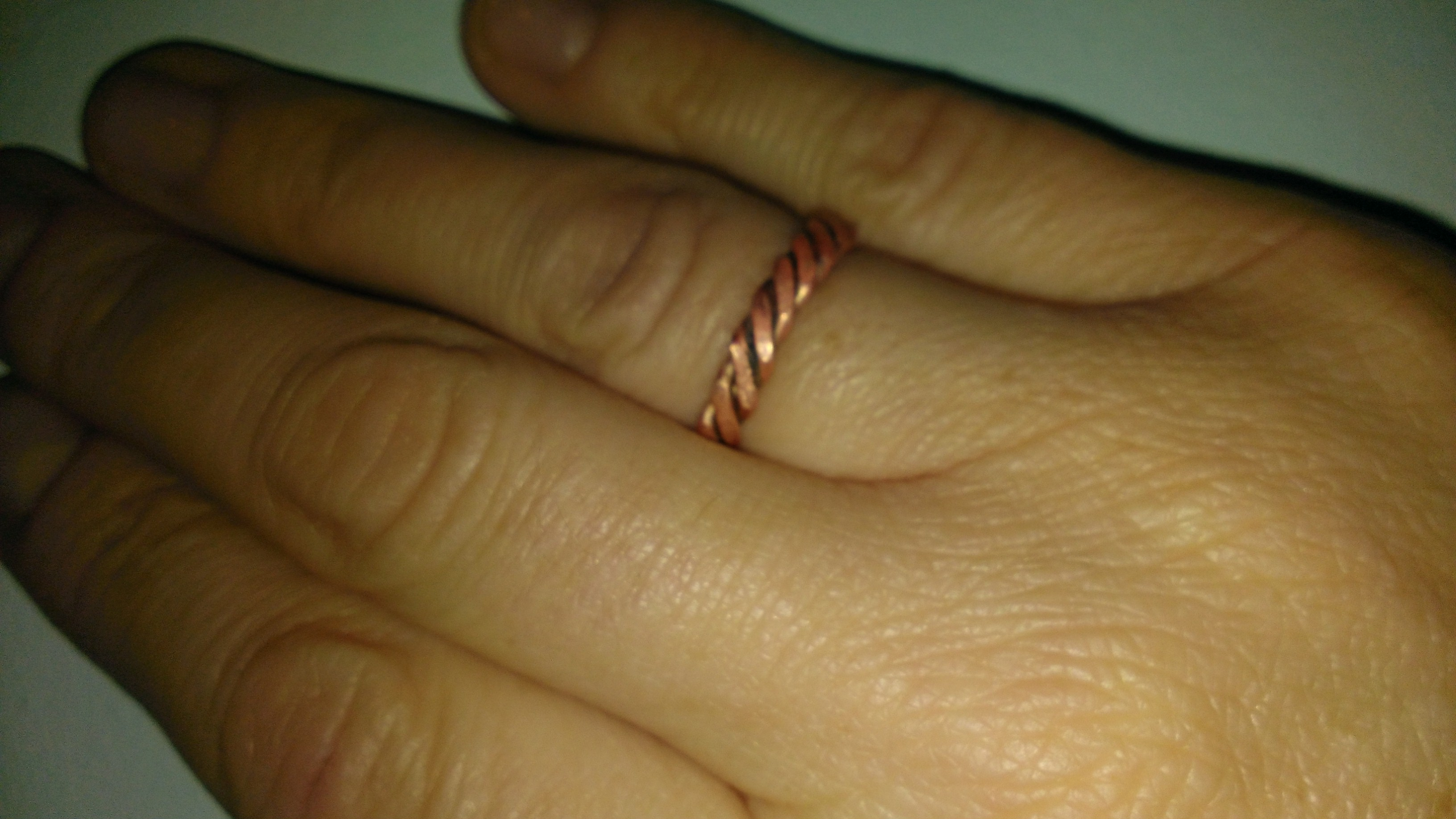 Unique Homemade Ring