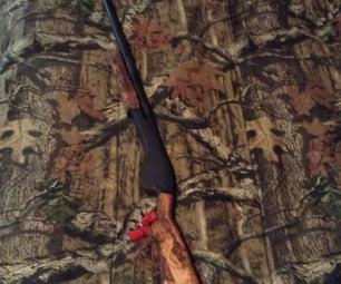 Wooden Toy Shotgun
