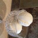 DIY Faux Ice Cream