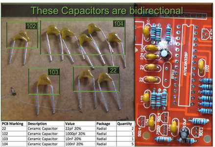 3.1 Capacitor Installation (no, Not a Flux Capacitor...not Yet Anyways)