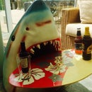 Shark's head table