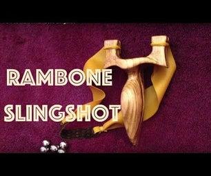 How to Make a Rambone Slingshot