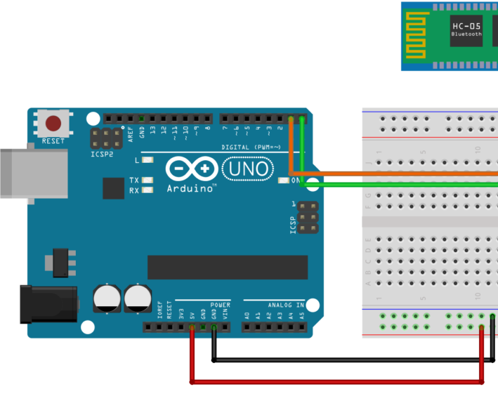Setting Up Bluetooth HC-05 With Arduino