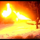 DIY Powdered Coffee Creamer Flamethrower!!