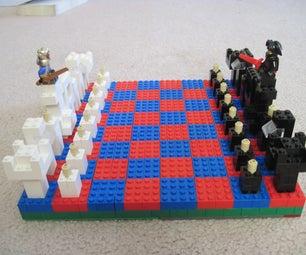 Awesome Lego Chess Set!