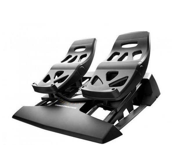 Thrustmaster T. Flight Rudder Pedal Lock for Sim Driving/Racing