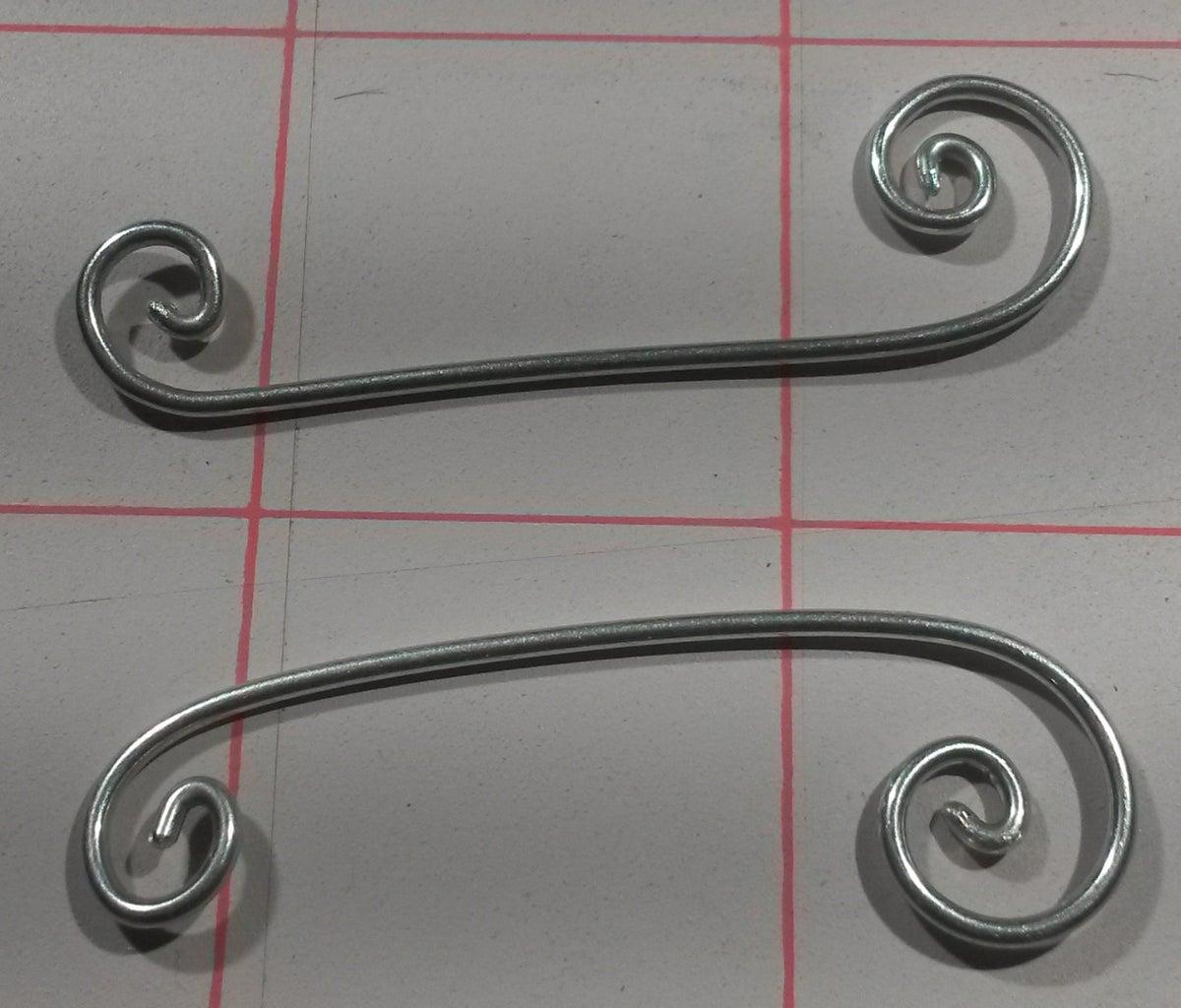 Making a Wire Spiral