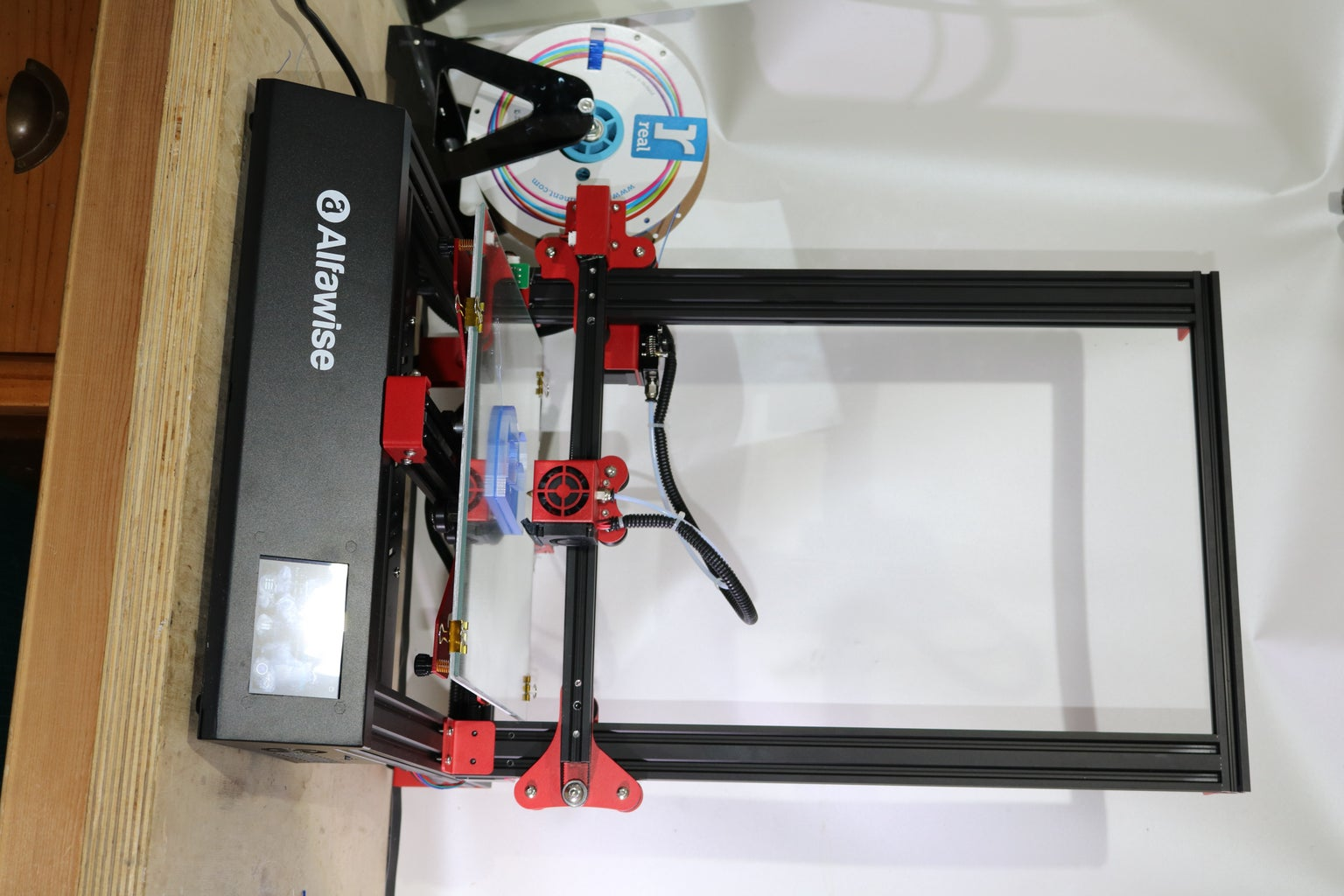3D Printer: Alfawise U20