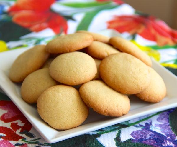 Vanilla Wafer Recipe